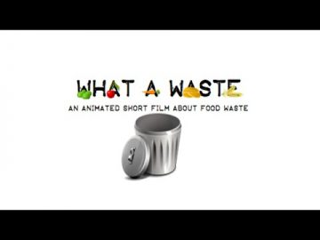 An Animated Short Film about Food Waste